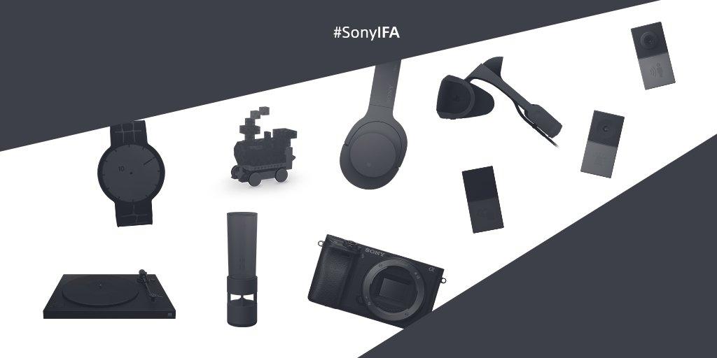 ソニーが「IFA 2016プレスカンファレンス」を開催すると正式にアナウンス