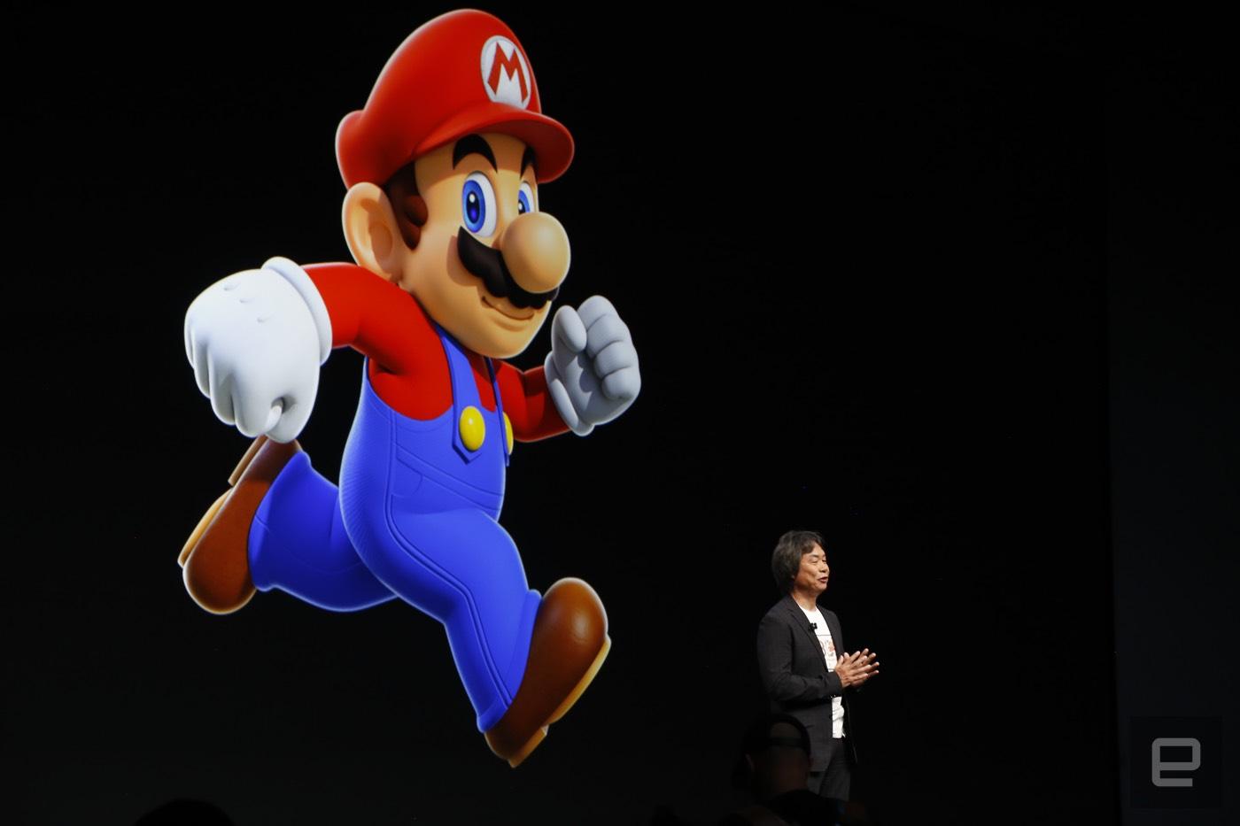 【速報】iPhoneにマリオが登場!iPhoneで「マリオのゲーム」が遊べるぞ!
