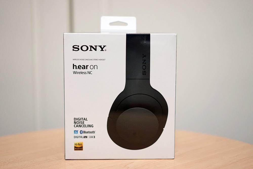 飛行機でも新幹線でも音楽に集中できる!ソニー「h.ear on Wirelees NC (MDR-100ABN)」をレビュー!