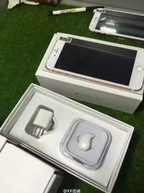 AirPods、飛べそうなデザインに!iPhone 7のパッケージに同梱される!
