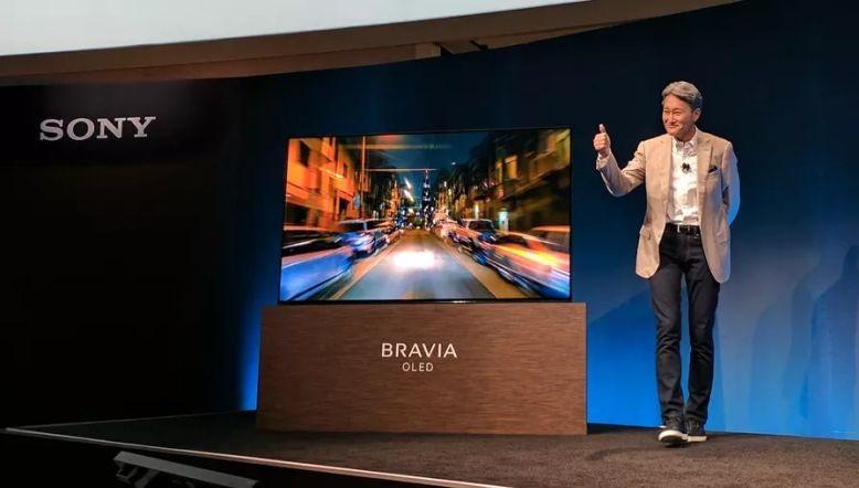ソニーが4K有機ELテレビ「BRAVIA A1E」を発表!