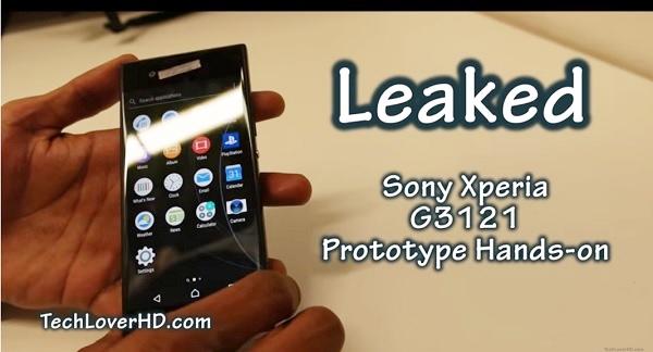 ソニー未発表のXperia「Sony Xperia G3121」がリークされる!Xperia X の後継機種か?