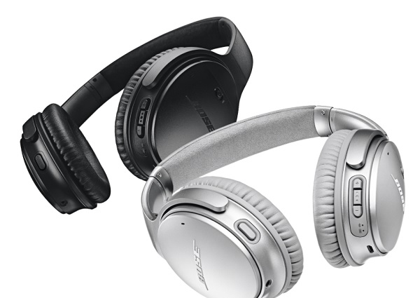 BOSEが「QuietComfort 35 II」を発表!価格は349ドルでGoogleアシスタントをサポート!
