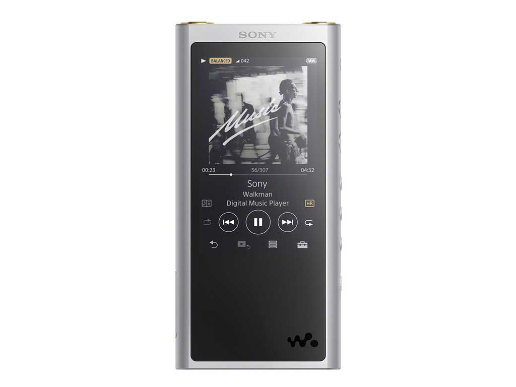 ソニーが新型WALKMAN「NW-ZX300」と「NW-A40」を発表!