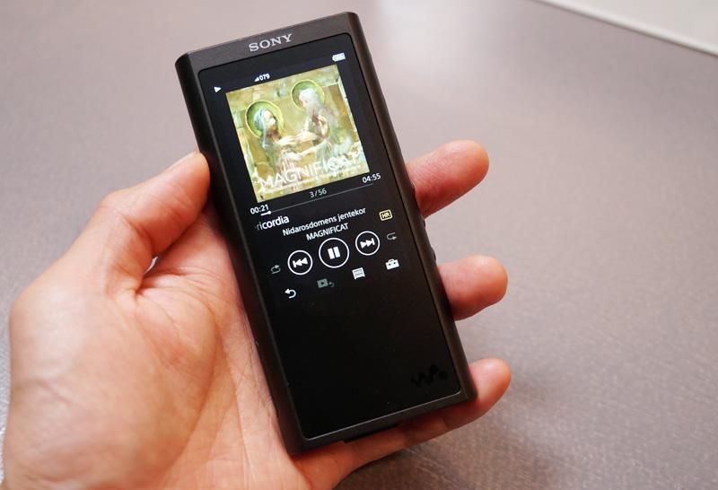 【SONY】NW-ZX300 / A45が「aptX HD」に対応!