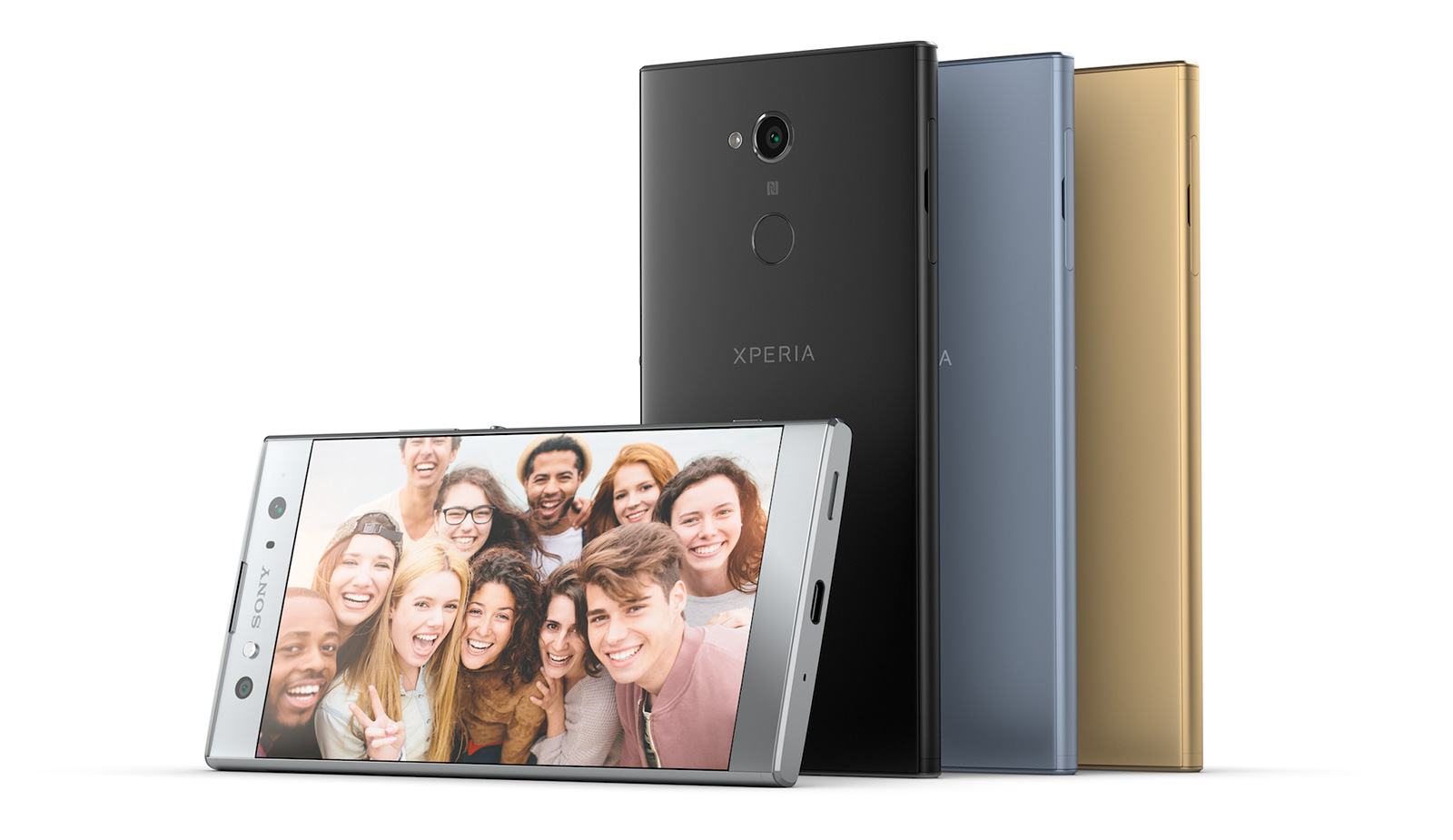 Sony Mobileがミッドレンジスマホ「Xperia XA2」と「Xperia XA2 Ultra」を正式発表!