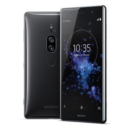 ソニー・モバイルが「Xperia XZ2 Premium」を発表!
