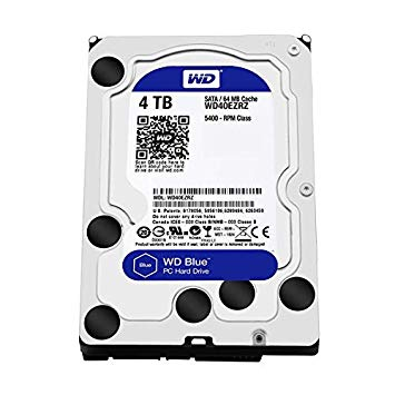 NTT-X Storeで3.5インチ WD2TB HDD「WD40EZRZ-RT2」が7,980円だったので買ってみた