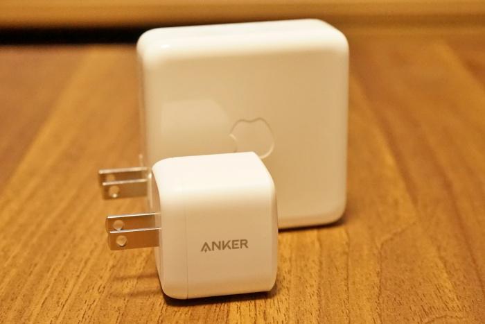 【レビュー】Anker PowerPort Atom PD 1を買ってみた!