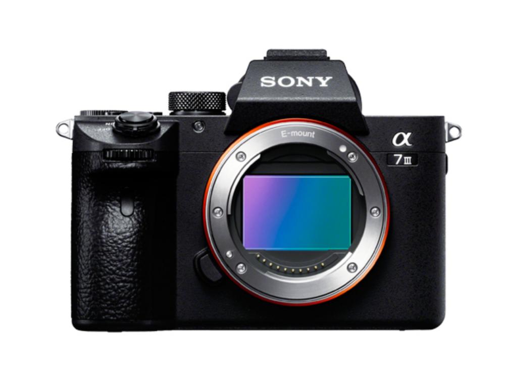 SONYフルサイズミラーレスカメラ「α7 III ILCE-7M3」を181,152円で購入!