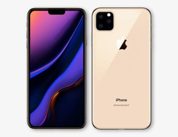 Appleが9月10日(仮)iPhone 11を発表へ!画面サイズは5.8インチに